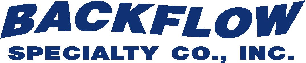 Backflow Specialty Logo